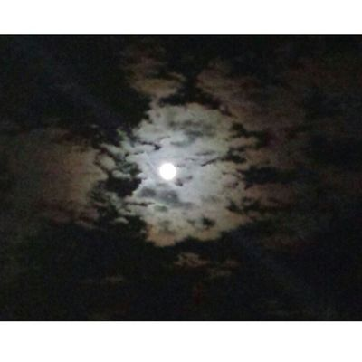 Moon Clouds This Night