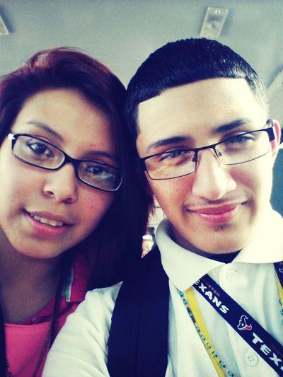 Andrea & I /.\
