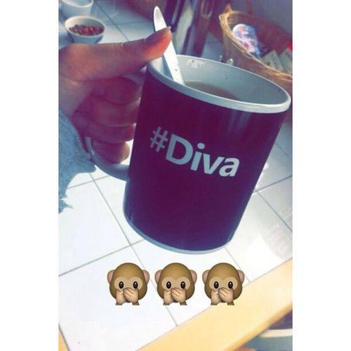 Diva JustMe Mug Picoftheday