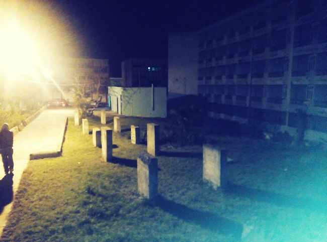 INH Campus at 1:20 Boumerdes Inh