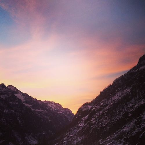 Dawn Mountains Gressoney Home With A View Taking Photos Colours Amazing View Amazing Nature