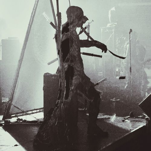 Music Musicians Music Is My Life Industrial Industrial Music Concert On Stage Band Skinny Puppy Tour Photography Concert Photography
