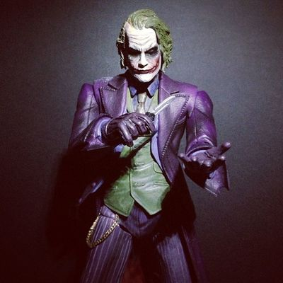 """""""Wanna know how I got these scars? Come here..."""""""