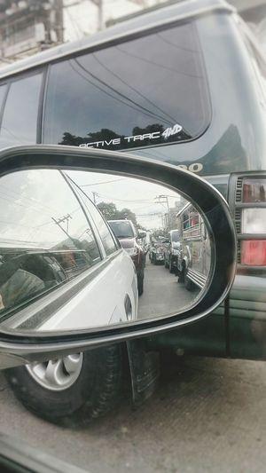 Traffic 😒 Traffic Street Streetphotography Transportation Transportation Vehicle Reflection Reflection On Car Eyeem Philippines Eeyem EyeEm Best Shots Phonetography Phoneography Phone Photography