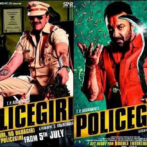 I seen SanjayDutt 's Policegiri movie. Awesome concept drama, crime, thriller, social problems & faith of police department un this movie. Awesome acting SanjayDutt , PrachiDesai & RajpalYadav.