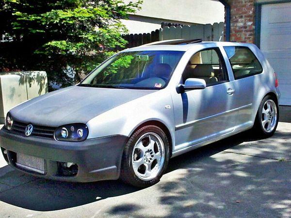 VW Golf Mk4 Golf4 R32 My Favorite  Car On The Road Car Show