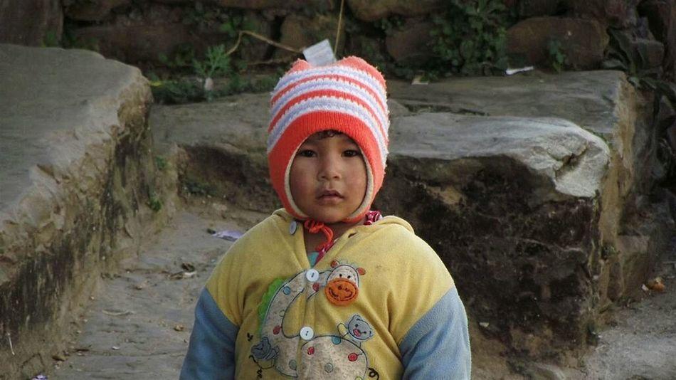 Child Kathmandu, Nepal RePicture Travel Peoplephotography