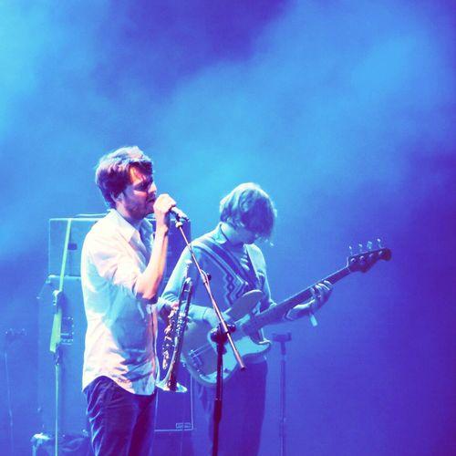 VodafoneParedesDeCoura Concerts Zach Condon Beirut Band