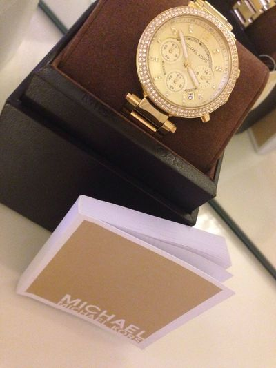 Love My Watch Michael Kors✨