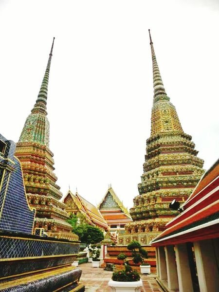 Thailand🇹🇭 Thailand Photos Thailand Love Thailand Trip Religion Architecture Pagoda Travel Travel Destinations Tourism Spirituality King - Royal Person Arts Culture And Entertainment Gold No People Outdoors Day