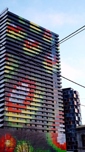 Colors !!! Architecture Architecturelovers Streetphotography Australia
