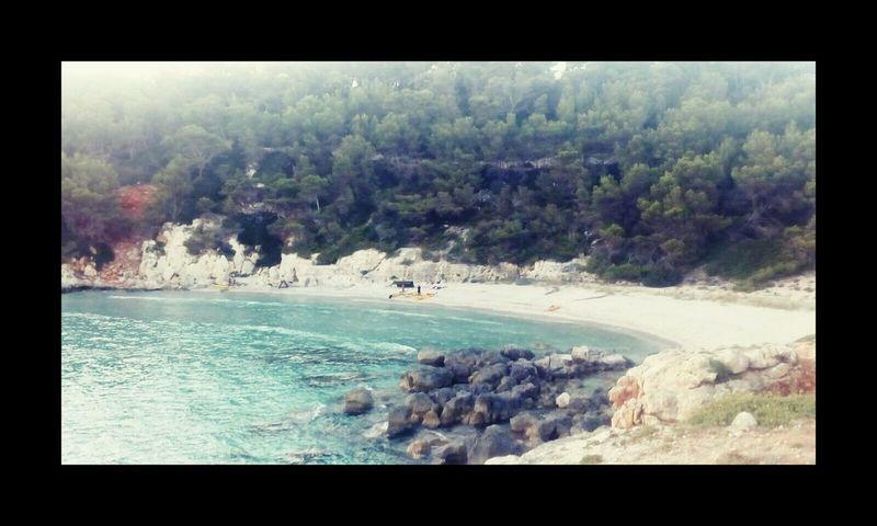 Menorca Verano2016 Summertime Beautifull Beach First Eyeem Photo