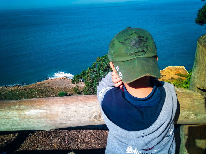 EyeEm Selects Kids Travel Destinations Tanger  Morroco Brohter Streer Sea Water One Person Beach Adults Only Adult Day Leisure Activity Lifestyles Only Men Men Real People People Standing One Man Only Outdoors Horizon Over Water Nature
