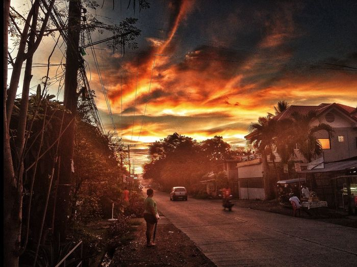 Sunset Silhouettes SummerTaking Photos Eyeem Philippines