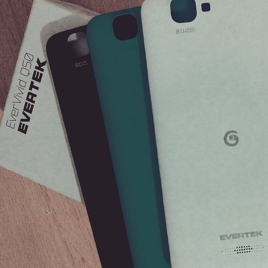 My new one New_phone Smart_phone Android Evertek