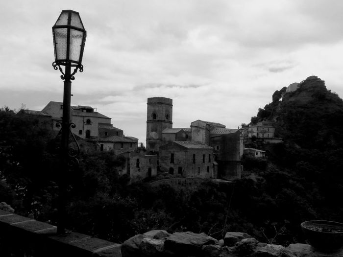 The Places I've Been Today Oldtown Old Buildings The View From My Cell From My Point Of View Outdoors Blackandwhite Photography The Great Outdoors - 2016 EyeEm Awards The Week Of Eyeem Black And White Collection  Savoca, Sicily Sicily, Italy