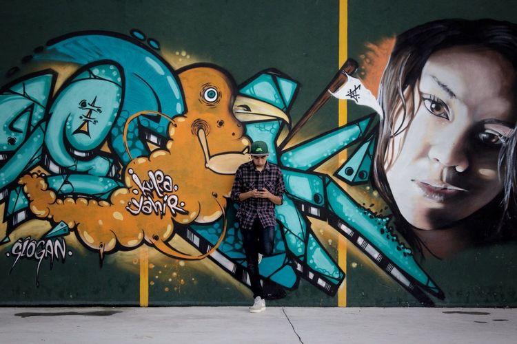 Boys Don't Cry! Graffiti Art And Craft Art Creativity Mexico Multi Colored Beginnersmx Mexicanoscreativos Fotografia Mextagram Mexicolors Mexigers IlegalGraff CanonMexicana Canonista Canon Canonphotography Boysdontcry