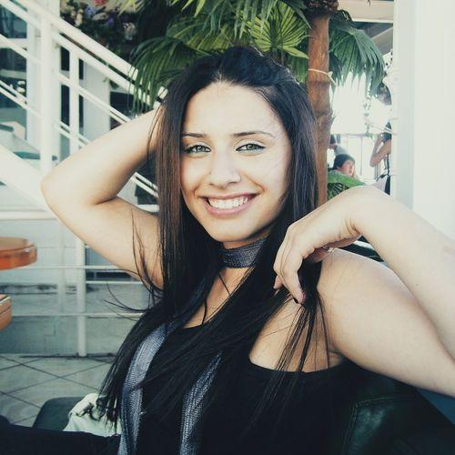 Hi! That's Me Model Goodday Smile ✌ Kisses❌⭕❌⭕