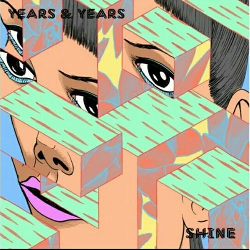 On repeat 👂💞 Love Yearsandyears Healthy Music Years&years Shine Ollyalexander Beautiful Song