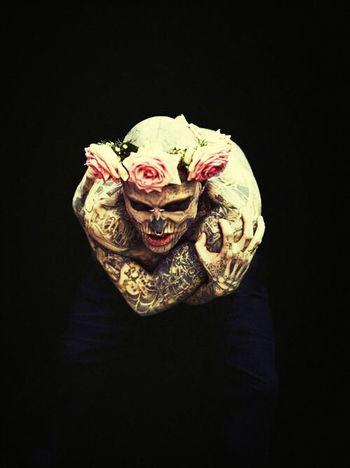 Tattoo Zombieboy