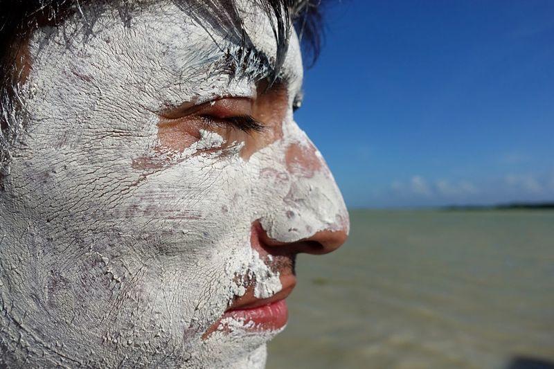 Mayan-facemask