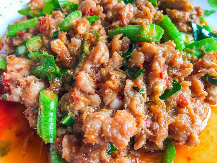 Basil Food Food