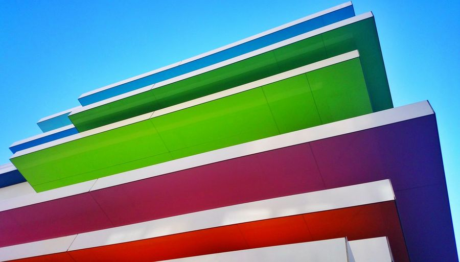Architecture Colorful Popular Photos