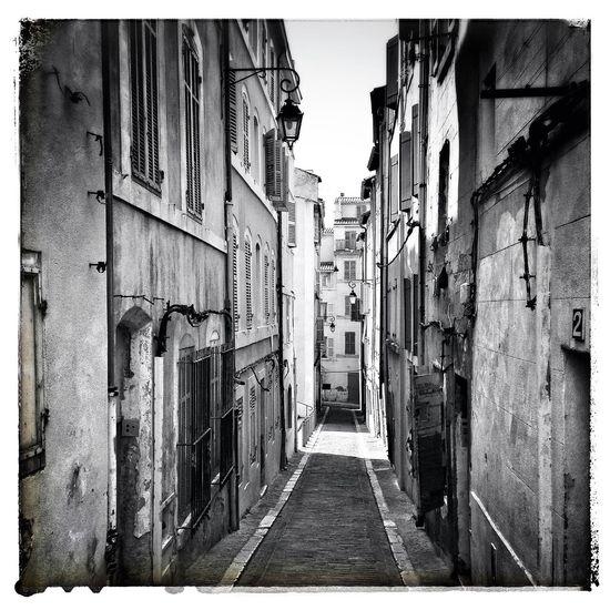 Marseille en N&B Blackandwhite NEM Black&white Provence NEM Street
