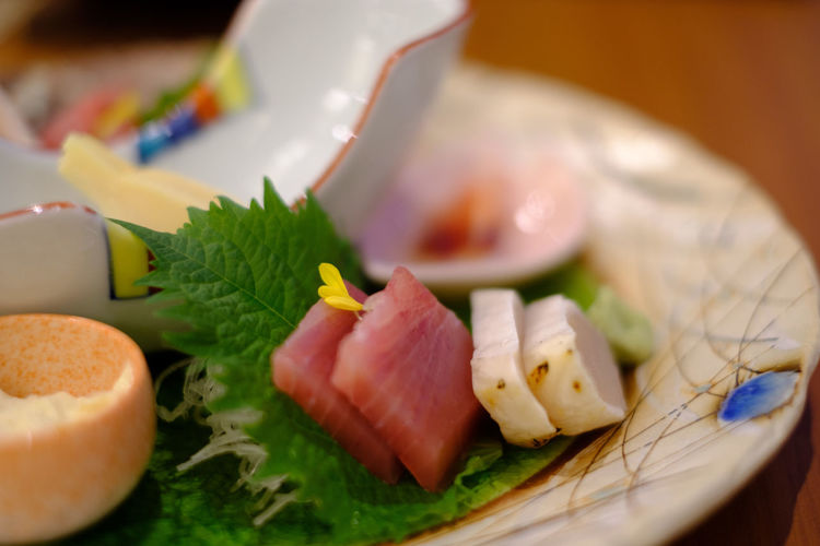 Japan Japan Photography Japanese Food Sashimi  刺身 Raw Fish Fujifilm Fujifilm_xseries X-t2 FUJIFILM X-T2 DAIGO 大子町 Food And Drink Food Ready-to-eat Freshness Healthy Eating Selective Focus Wellbeing Still Life Close-up Indoors  No People Serving Size Plate Seafood