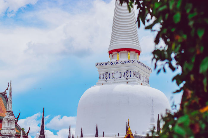 Buddha Nakhon Si Thammarat Amazingthailand Nikonphotography Temple Architecture Temple In Thailand Thailandculture Thailandtravel Travel Destinations