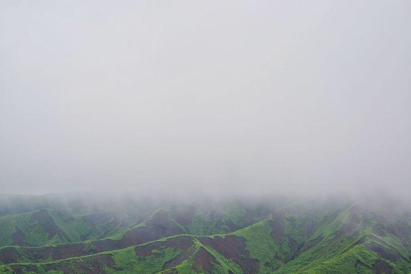 A Mist Falls