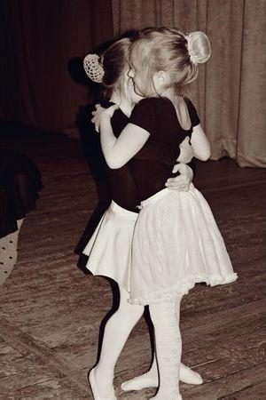 танцы дружба дети Dance Dance Class Children Friends Love