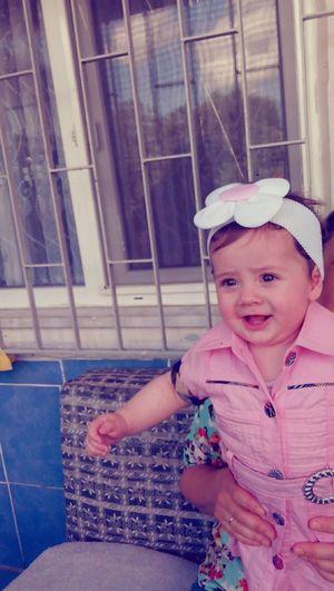 Sen Ne Kadar Tatli Bir Bebeksin :):) Masallahdeyin Nazardegmesin Cousin Baby
