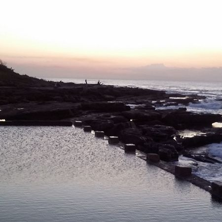 Been There. Uvongo South Africa Sunrise Tranquility Beauty In Nature Sea No People Sky Horizon Horizon Over Water Scenics Tidal Pool Indian Ocean