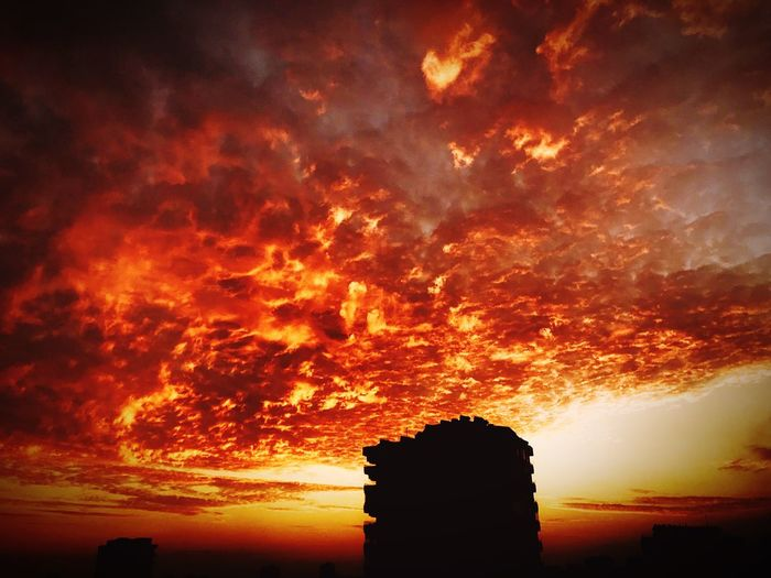 Gün Batımı Goodevening  Mersin Orange Color Sky Sunset Silhouette Cloud - Sky Nature Architecture Beauty In Nature No People Scenics - Nature Building Exterior Built Structure Outdoors Burning Heat - Temperature Building Sea Idyllic Land 2018 In One Photograph Moments Of Happiness It's About The Journey EyeEmNewHere 2018 In One Photograph Moments Of Happiness It's About The Journey EyeEmNewHere