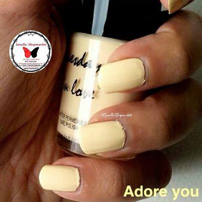 ☆TUESDAY IN LOVE ☆ Nailpolish … Finally, a nail polish for muslim women, Tuesday in Love is a Canadian company specializing in water permeable nail polishes … … KODE: 1 ⇨ ADORE YOU … ⇨HALAL ⇨Bisa dibawa shalat ⇨Aman Dipakai utk Cewek muslim dan Anak2 ⇨Original 100% ⇨Mudah Dibersihkan ⇨Mudah Dikelupas, Bisa tanpa menggunakan Aseton ⇨Air dapat Menyerap ke Kuku ⇨Tidak Merusak Kuku … Minat? ⇨Line: ollabutterfly ⇨BBM: 7d317d9c ⇨Transfer only BCA and MANDIRI ⇨Serious Buyer Only Happy Shopping I`Shop ~ ❤ … Kuteks Nailpolish Inglot Inglotnailpolish kuteksinglot halal kutekshalal halalnailpolish muslim inglotmurah kuteksmurah opi rubi pokari kuteksoriginal originalnailpolish zoya enamel ollamossabil ianollashopmarket goshmurah Palangkaraya banjarmasin pontianak nyx balikpapan etude oriflame hijab tuesdayinlove