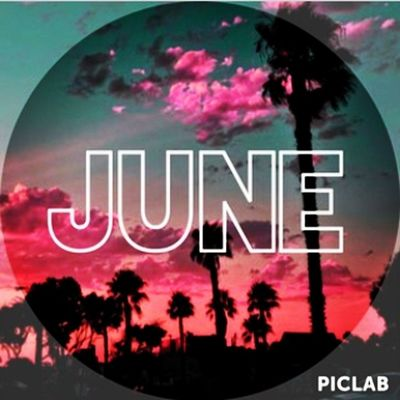 •Hello June .. 💁👌** Birthdaymonth 🎉