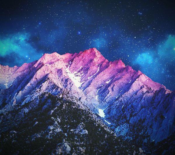звезды горы🗻 Night VariaCool