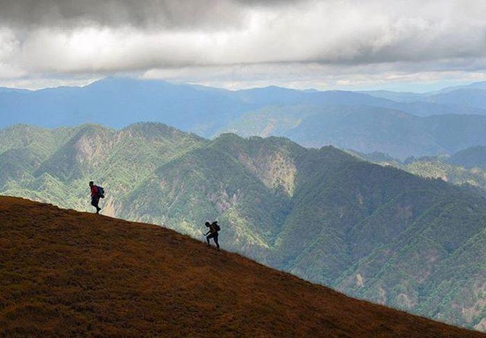 Keep Moving MT .ulap Mountains Phmountains Naturephotography Travelphotography Travelph Nature