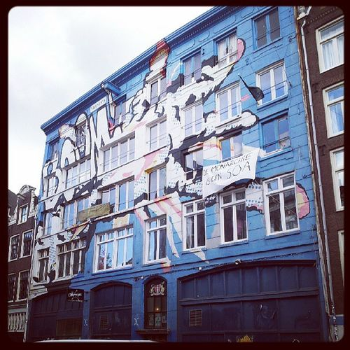 Vrankryk Amsterdam