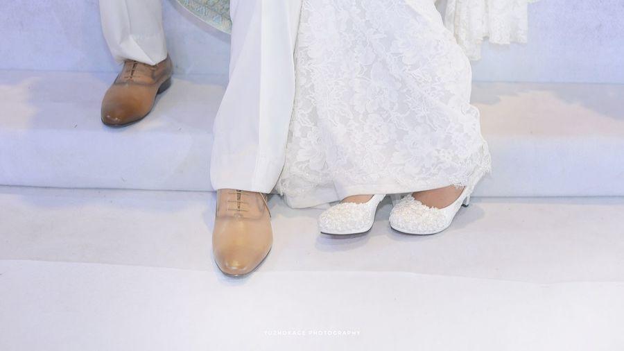Bride Low Section Wedding Dress Women Well-dressed Formalwear Human Leg Females Shoe Sandal