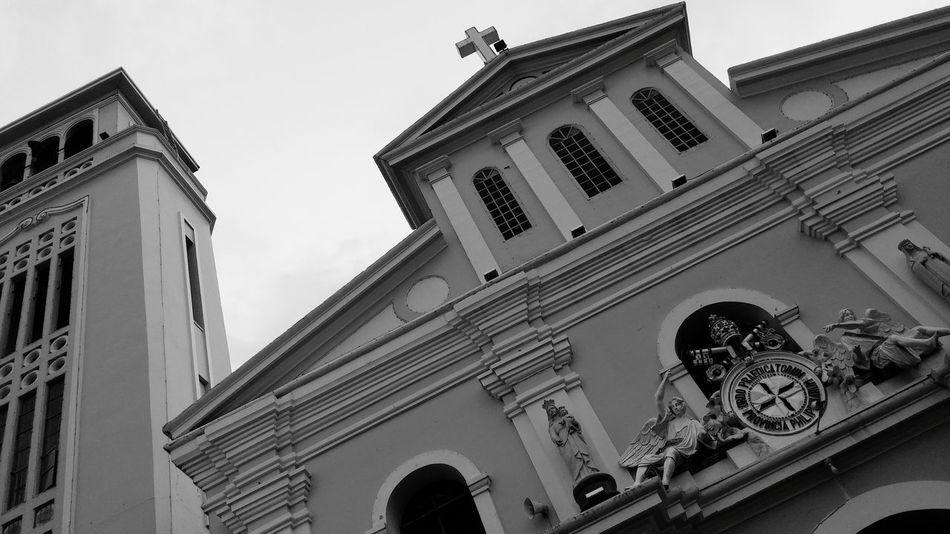 Minor Basilica of Our Lady of the Rosary of Manaoag Pangasinan Philippines Eyeem Philippines