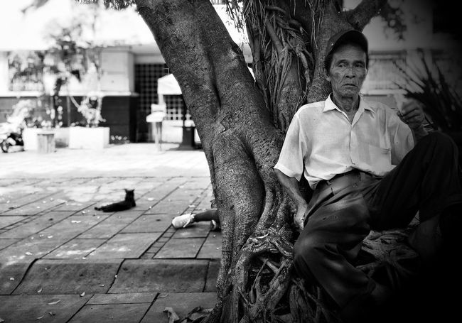 Eye4black&white  Indonesian Street (Mobile) Photographie Bnw_friday_challenge