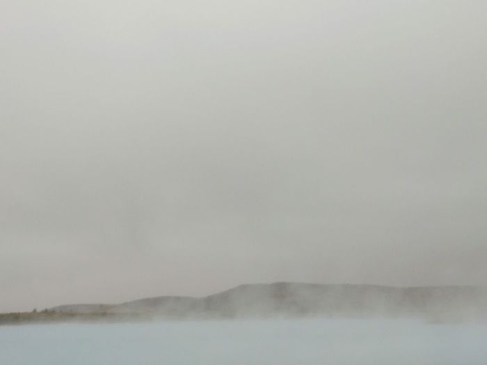Steam Geothermal  Hotspring Water Lake Sky Hot Spring Boiling Volcanic Landscape Tranquil Scene Tranquility Scenics