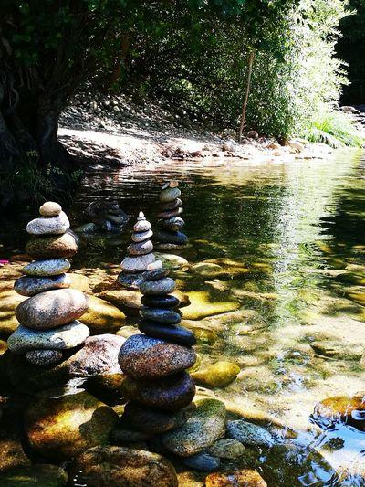 Stones Riber Water