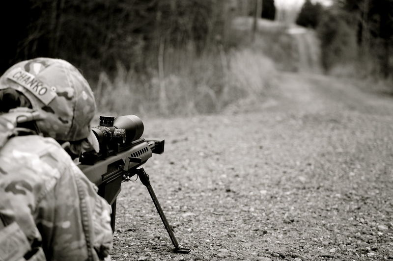 Sniper Barret M107 Biutifull Photo Army Neavy