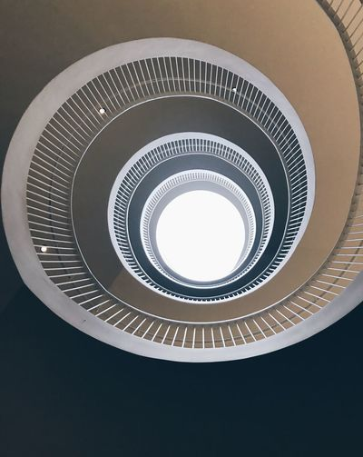 Architecture Built Structure Circle Close-up Day Fine Art Photography Helsinki Indoors  Little Color Minimal Minimalism Minimalist Architecture Modern Architecture No People Railing Simplicity Spiral Spiral Staircase Spiral Stairs Staircase Steps Steps And Staircases The Architect - 2017 EyeEm Awards
