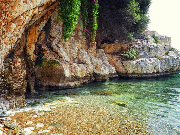 Water Rock Rock