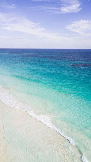 Bahamas Sea Sky Water Beauty In Nature Horizon Scenics - Nature Outdoors