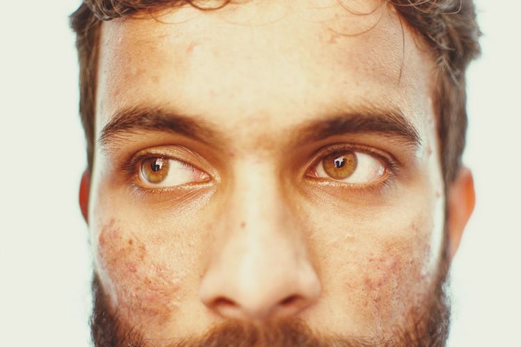 Green Eyed Girl Green Eye Eye The Week on EyeEm Beautiful Eyes EyeEm Selects One Man Only Portrait Only Men Looking At Camera Adults Only Human Face One Person Adult Men People Human Eye One Young Man Only Studio Shot Handsome Headshot Close-up Human Body Part Young Adult Day